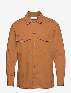 Luccas N shirt 11383 - basic shirts - meerkat