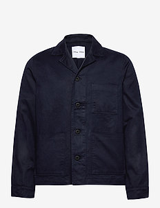 New worker jacket 11392 - podstawowe koszulki - night sky