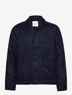 New worker jacket 11392 - overshirts - night sky