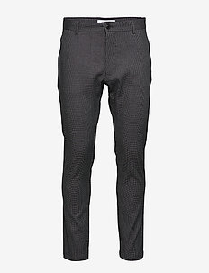 Andy x trousers 11395 - GREY MEL CH.