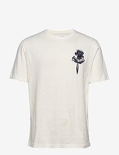 Tasso t-shirt 11324 - LILY WHITE