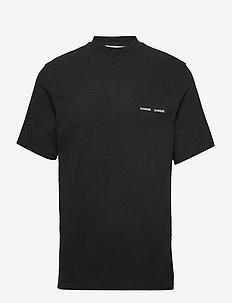 Norsbro t-shirt 6024 - basic t-shirts - black