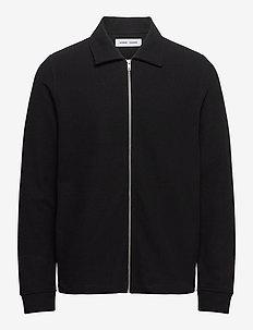 Herrskov zip 11575 - light jackets - black