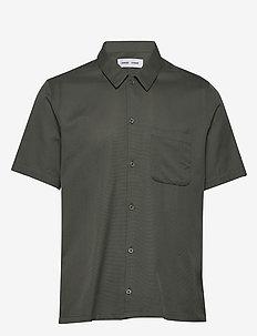 Avan JF shirt 11018 - chemises basiques - thyme