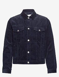 Laust jacket 11681 - vestes en jean - night sky
