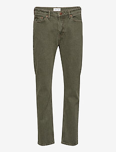 Rory jeans 12717 - regular jeans - grass