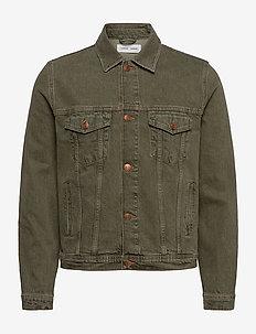 Laust jacket 12717 - spijkerjassen - grass
