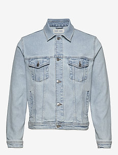 Laust jacket 12718 - vestes en jean - melting ice