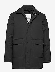 Ursan jacket 11234 - trenchcoats - black