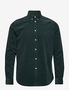 Liam BX shirt 10504 - oxford-skjortor - darkest spruce