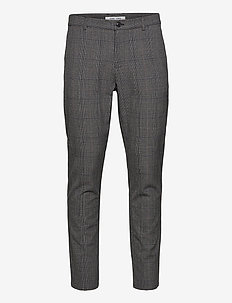 Frankie trousers 12809 - chinos - grey mel ch.