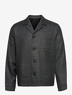 New worker jacket 12973 - vindjakker - gunmetal mel.