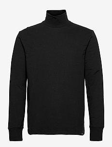 Akello turtleneck 11585 - basic knitwear - black