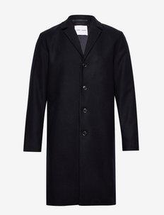 Oliver coat 12825 - manteaux de laine - sky captain