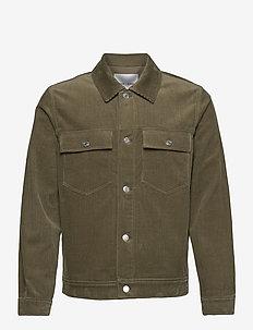 Ver jacket 13122 - tunna jackor - deep lichen green