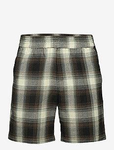 Sennan shorts 13077 - casual shorts - black ch.