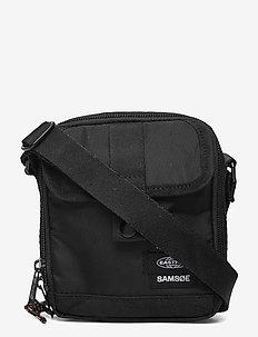 E Crossbody Bag 13052 - laukut - black