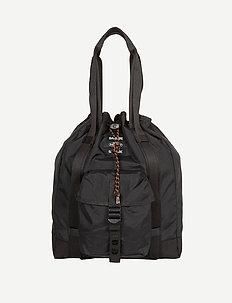 E Tote Bag 13052 - skuldertasker - black