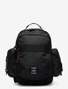 E Backpack 13052 - rygsække - black