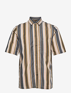 Taro NP shirt 11526 - podstawowe koszulki - orion blue st.
