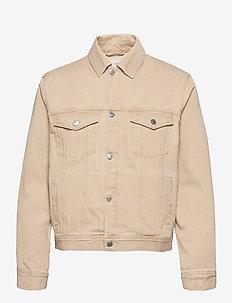 Mick jacket 14030 - tunna jackor - humus
