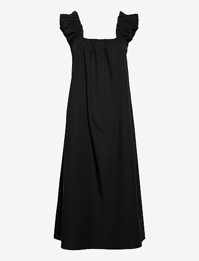 Gill dress 11466 - maxi dresses - black