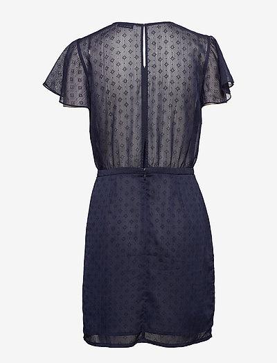 Samsøe Geneva Short Dress 10857- Sukienki Night Sky