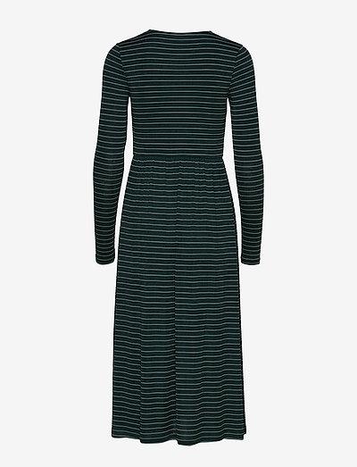 Samsøe Leah Dress St 11127- Sukienki Dark
