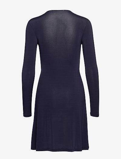 Samsøe Elsi Short Dress 10908- Sukienki Night Sky