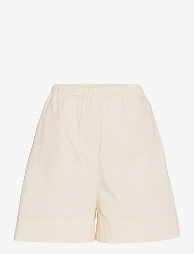 Laury shorts 11466 - casual shorts - antique white