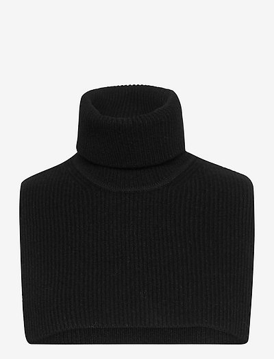 Flinti turtle scarf 12758 - nekwarmer - black