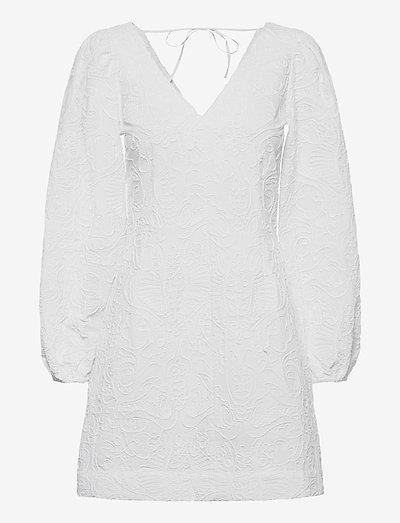 Anai dress 13089 - summer dresses - bright white