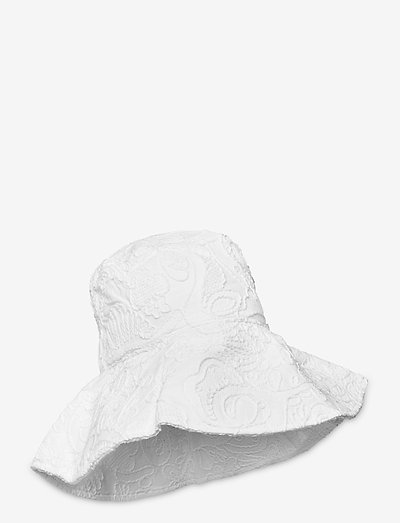 Kenna hat 13089 - hatte - bright white
