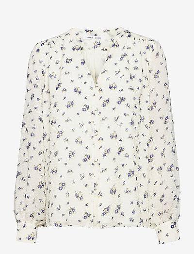 Jetta shirt aop 12888 - langærmede bluser - sun bouquet