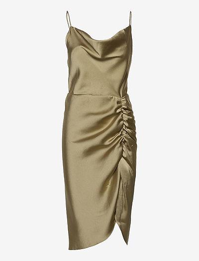 Dapples dress 12956 - summer dresses - sage green