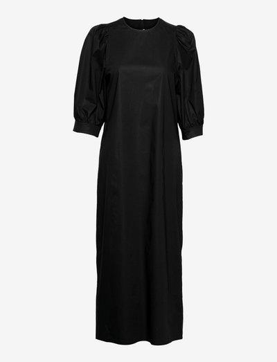 Celestina long dress 10783 - sommerkjoler - black