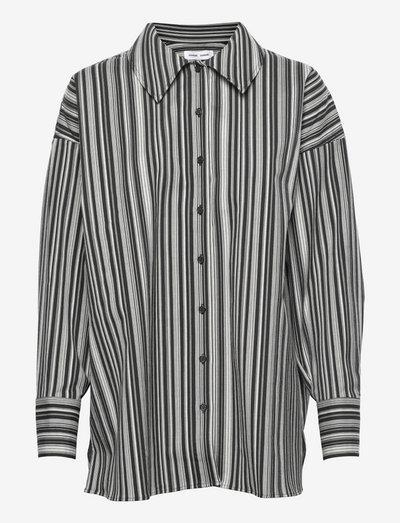 Ariella shirt 14182 - jeanshemden - black st.
