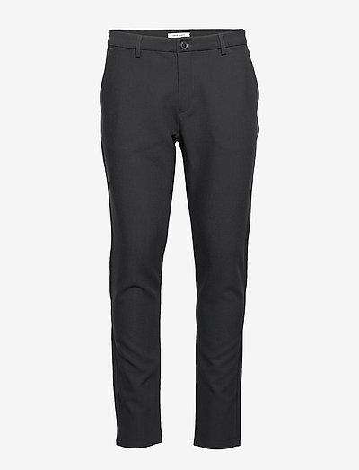 Frankie pants 11686 - pantalons habillés - black
