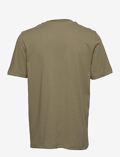 Samsøe Bevtoft T-shirt 10964- T-shirts Deep Lichen Green