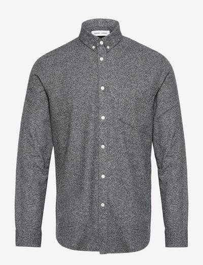 Liam BA shirt 11245 - chemises oxford use default - deep forest mel.