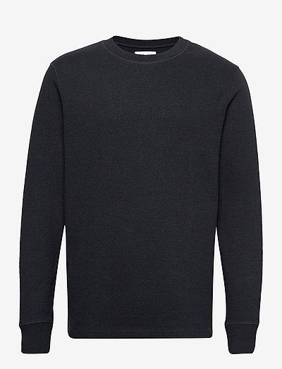 Chidi t-shirt ls 11597 - basic t-shirts - sky captain