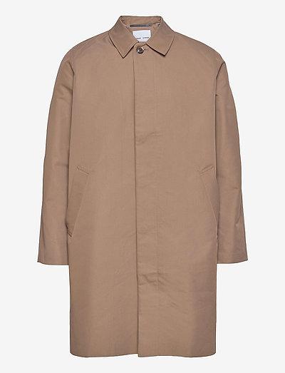 Torrex coat 13105 - kevyet päällystakit - caribou