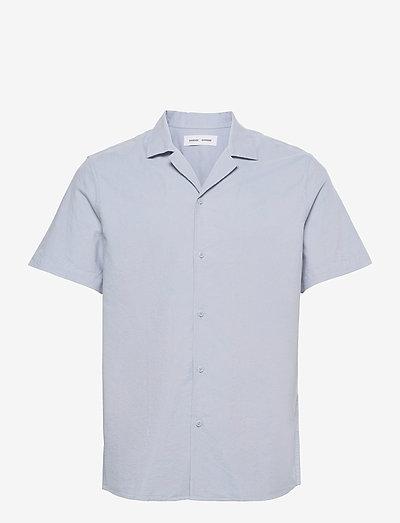 Einar SX shirt 11389 - chemises à manches courtes - blue fog