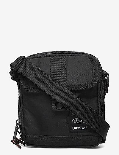 E Crossbody Bag 13052 - sacs - black