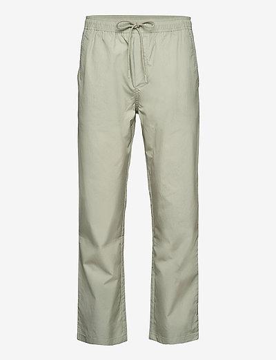 Jabari trousers 11527 - casual byxor - seagrass