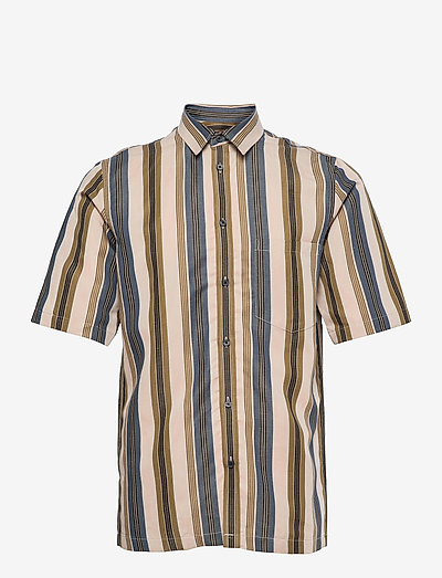 Taro NP shirt 11526 - oxford shirts - orion blue st.