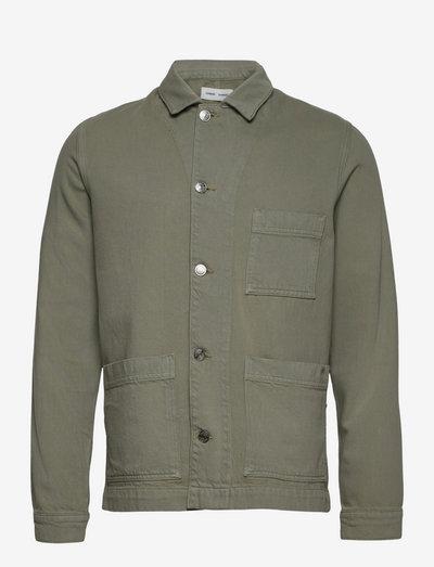 New worker jacket 14032 - vêtements - seagrass