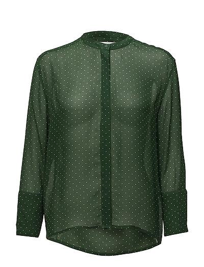 Elm shirt aop 9695 - POINT EDEN