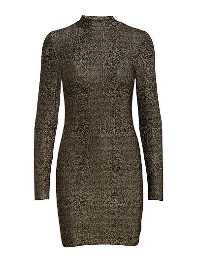 Jennie o-n dress 9559 - GOLD