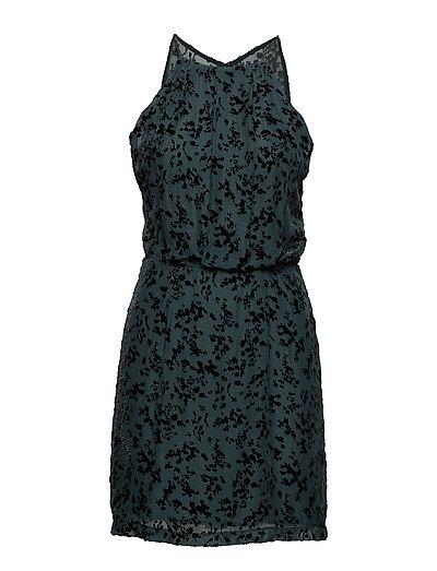 Willow s dress 10443 - DARKEST SPRUCE